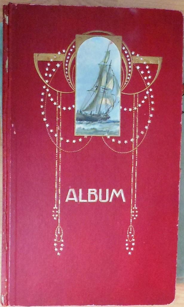 Colección de postales antiguas